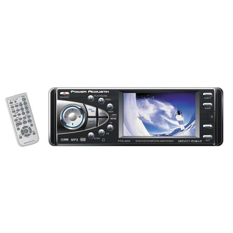 DVD  PTID-4004